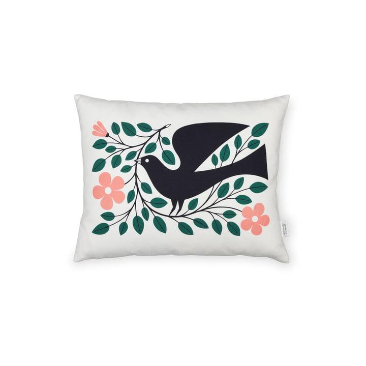 Vitra – Graphic Print puder Dove, 30 x 40