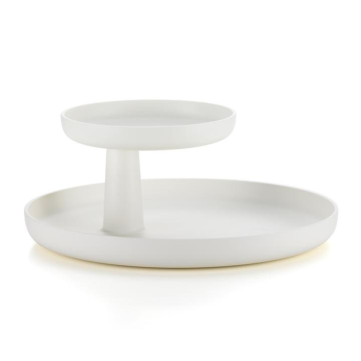 Rotary Baky af Vitra i hvid