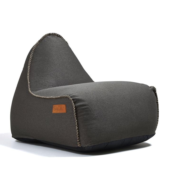 SACKit – RETROit indendørs sækkestol, brun