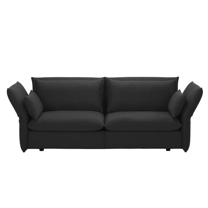 Vitra – Mariposa sofa, antracitgrå