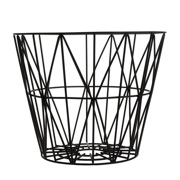 ferm Living – Wire Basket, medium