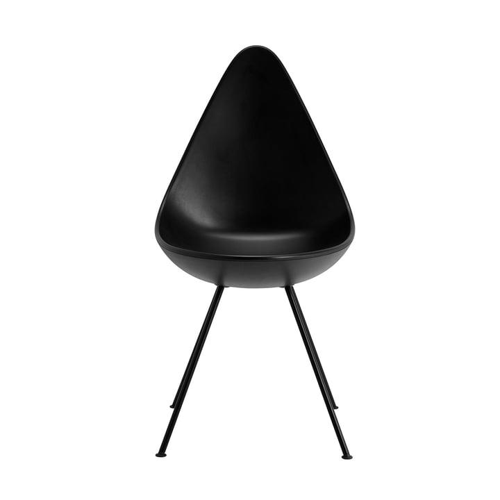 Fritz Hansen – Dråben stol, sort