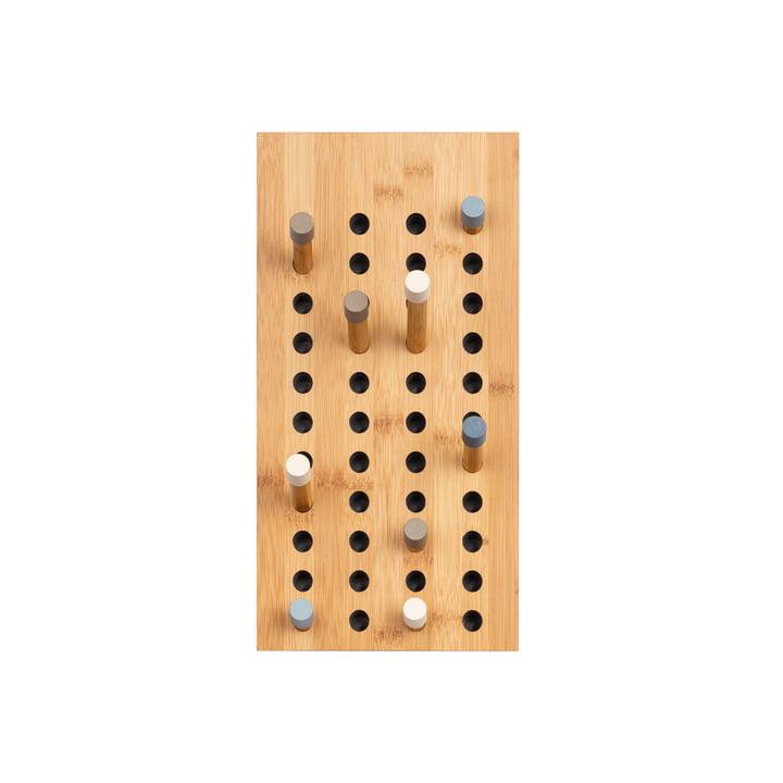 Vi gør træ - Scoreboard Garderobe lille, bambus naturlig