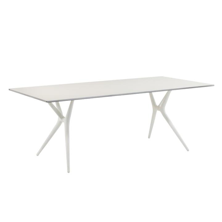 Kartell – Spoon bord, hvid