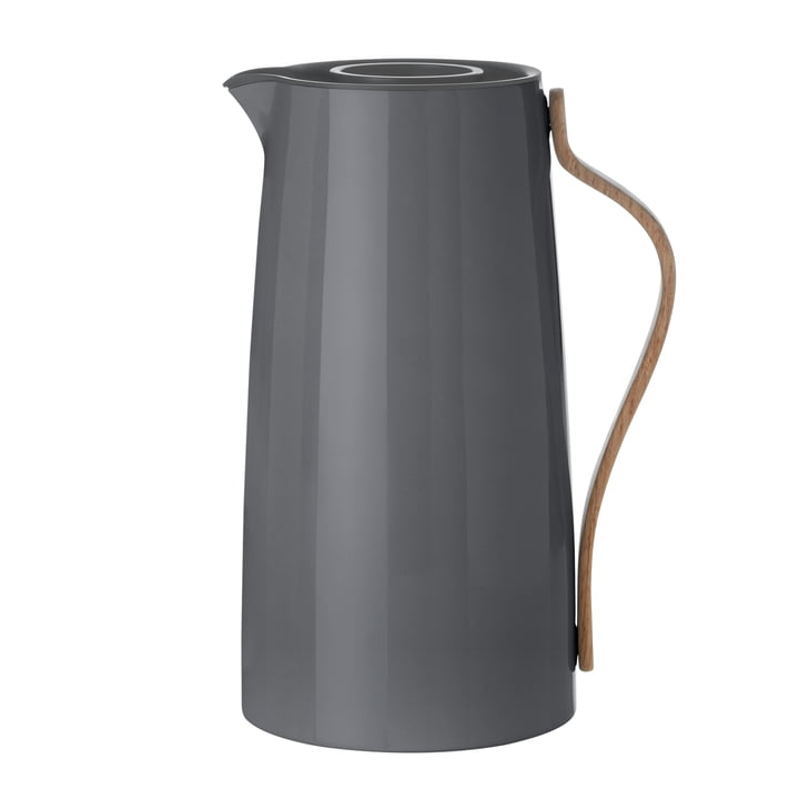 Stelton - Emma kaffekande, 1. 2 l, grå