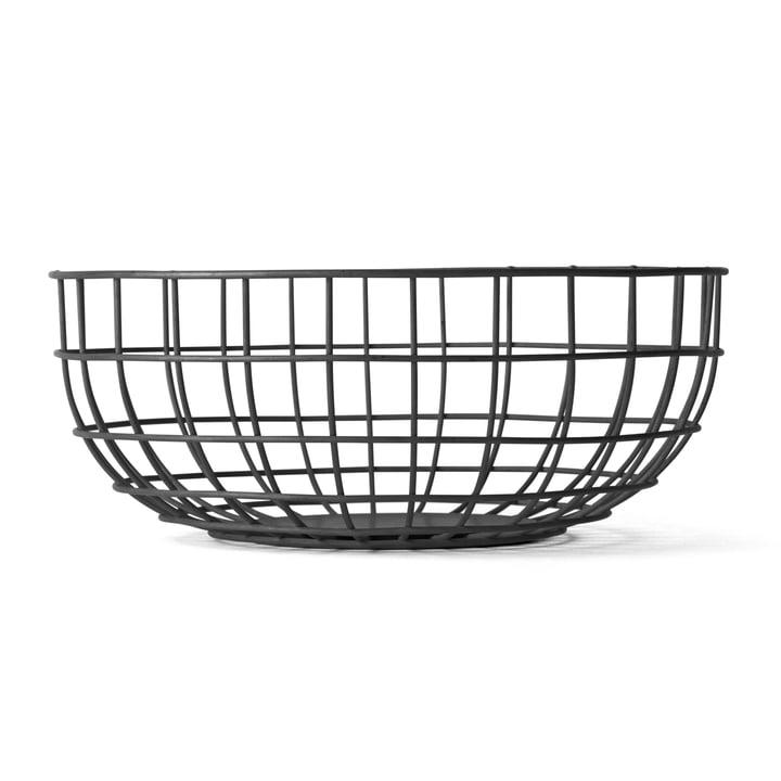 Menu – Norm Wire Bowl, sort