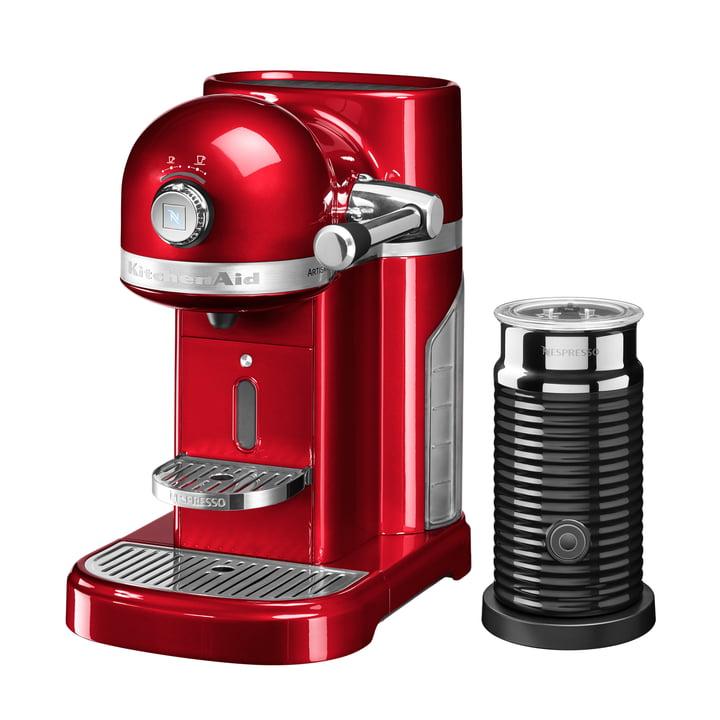 Kitchenaid Artisan Nespresso Med Aeroccino