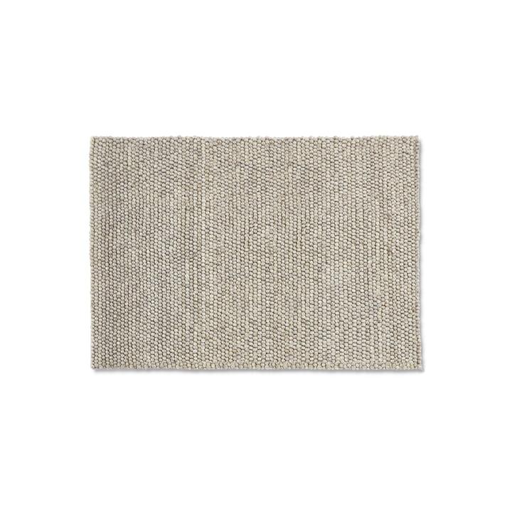 Hay – Peas tæppe 140x200 cm, blød grå