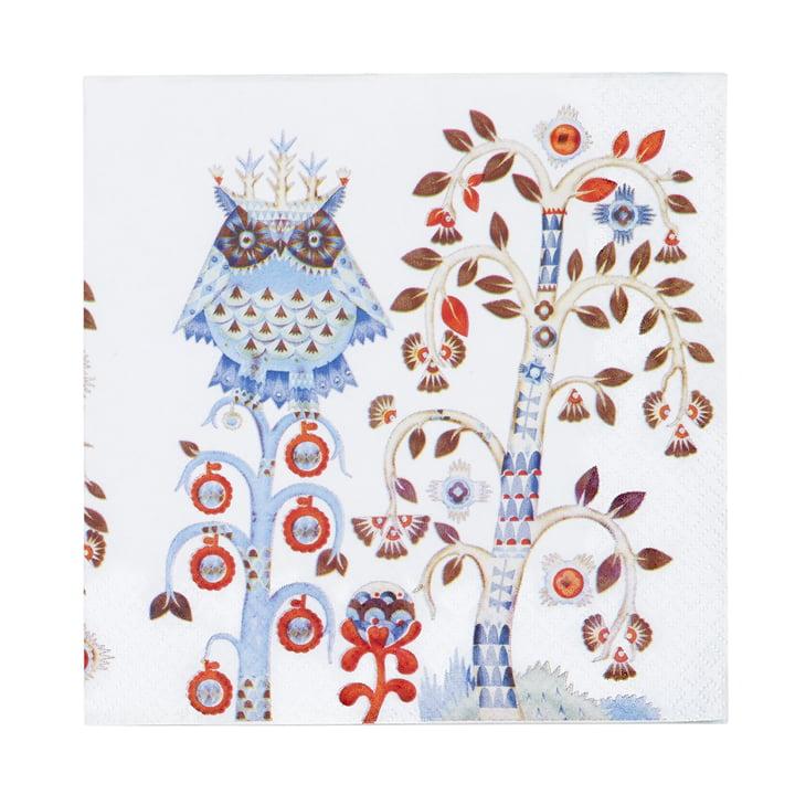 Iittala – Taika servietter, hvid 30 x 30 cm
