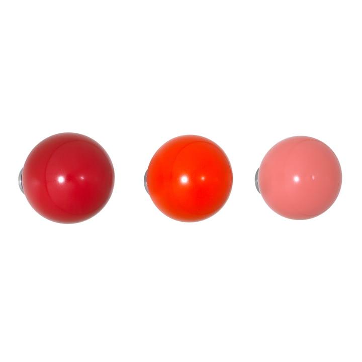 Vitra – Coat Dots, rød