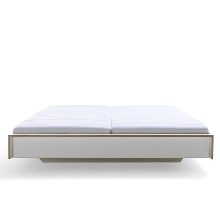 Müller Möbelwerkstätten – Flai seng, hvid