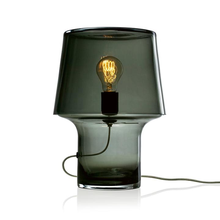 Muuto – Cosy in Grey bordlampe, transparent grå