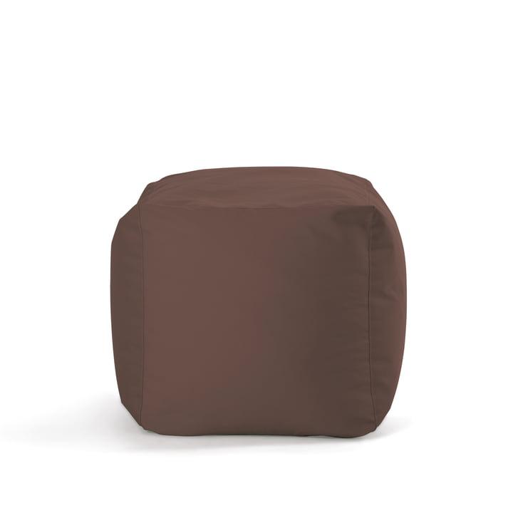 Sitting Bull - Cube, brun