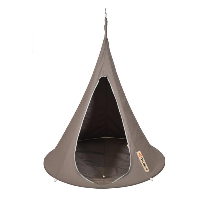 Cacoon – Bonsai hængestol, gråbrun