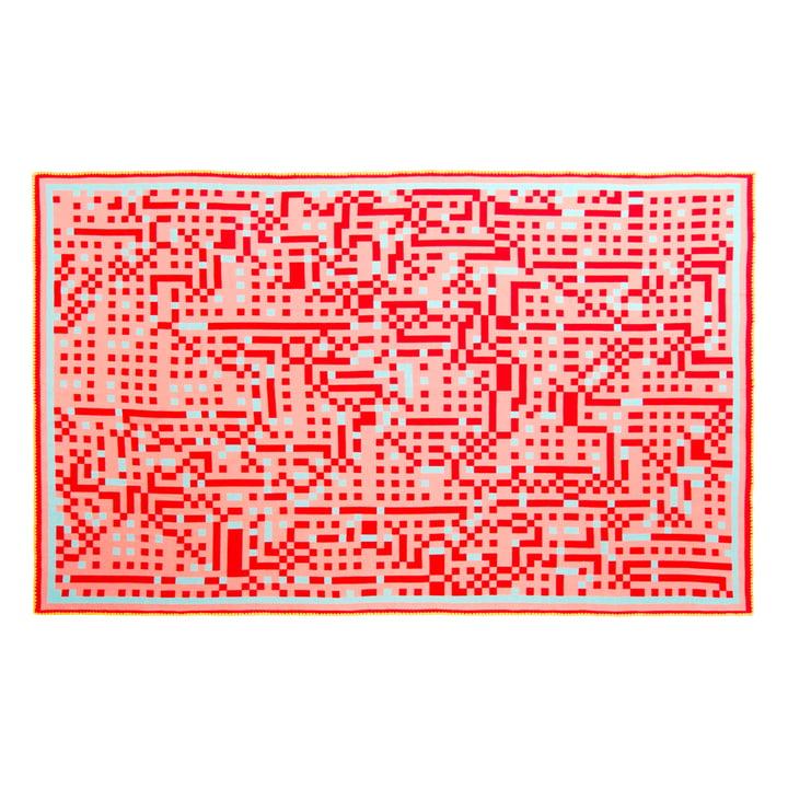 Zuzunaga – Tokyo 1 uldtæppe, 146 x 212 cm