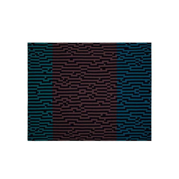 Zuzunaga – Zoom Out 1 uldtæppe, 140 x 180 cm