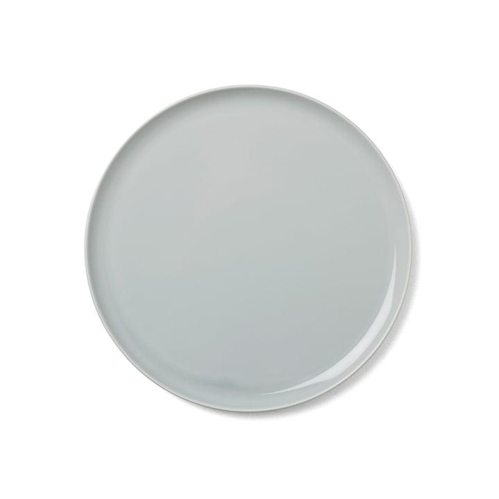 Menu – New Norm tallerken, Ø 23 cm, i farven smoke