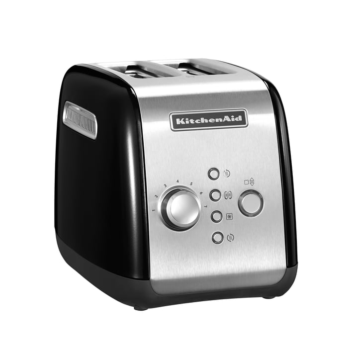 KitchenAid – KMT221 brødrister, to skiver, onyks-sort