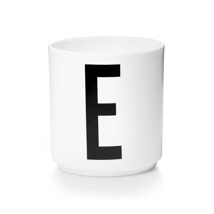 Design Letters – AJ porcelænskop, E
