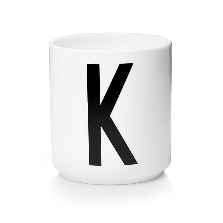 Design Letters – AJ porcelænskop, K
