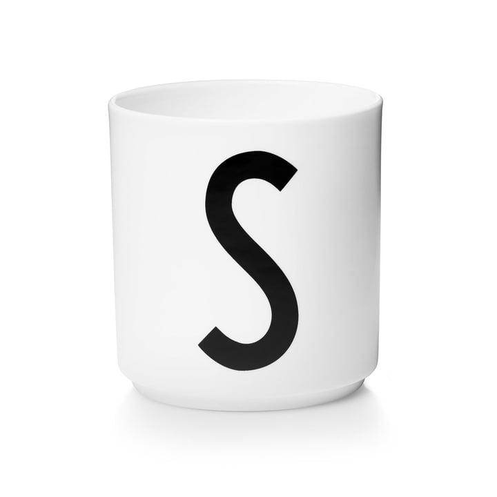 Design Letters – AJ porcelænskop, S