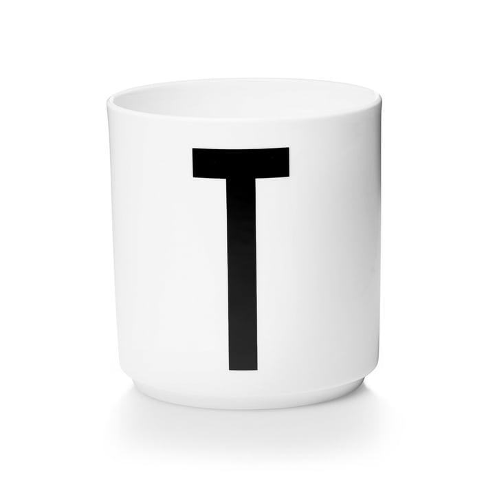 Design Letters – AJ porcelænskop, T