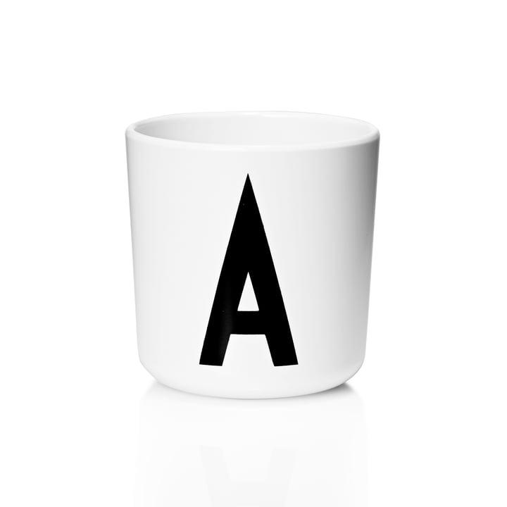 Design Letters – AJ krus i melamin, A