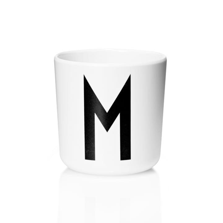 Design Letters – AJ krus i melamin, M