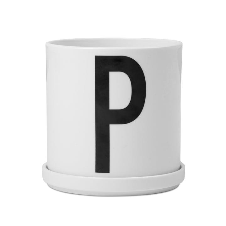 Design Letters – AJ porcelænsurtepotte