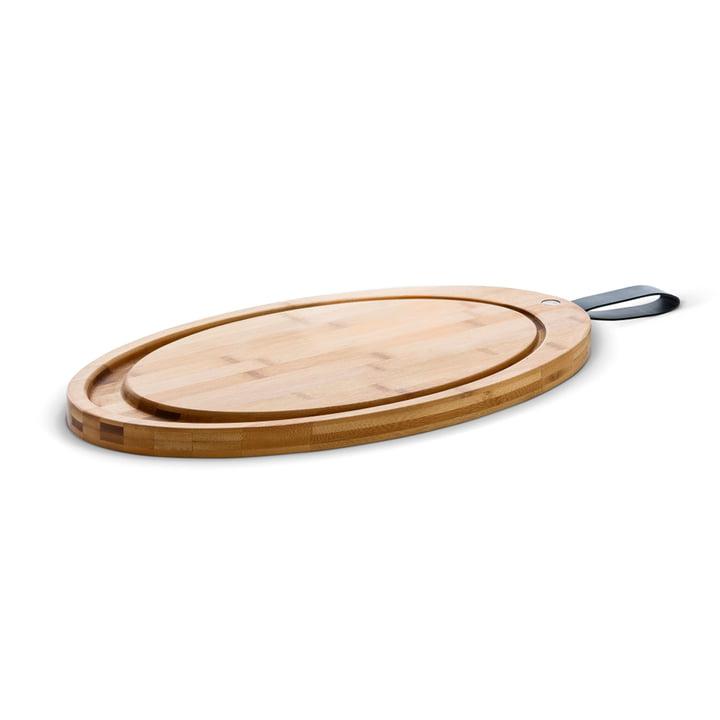 Rosendahl – ovalt skærebræt bambus