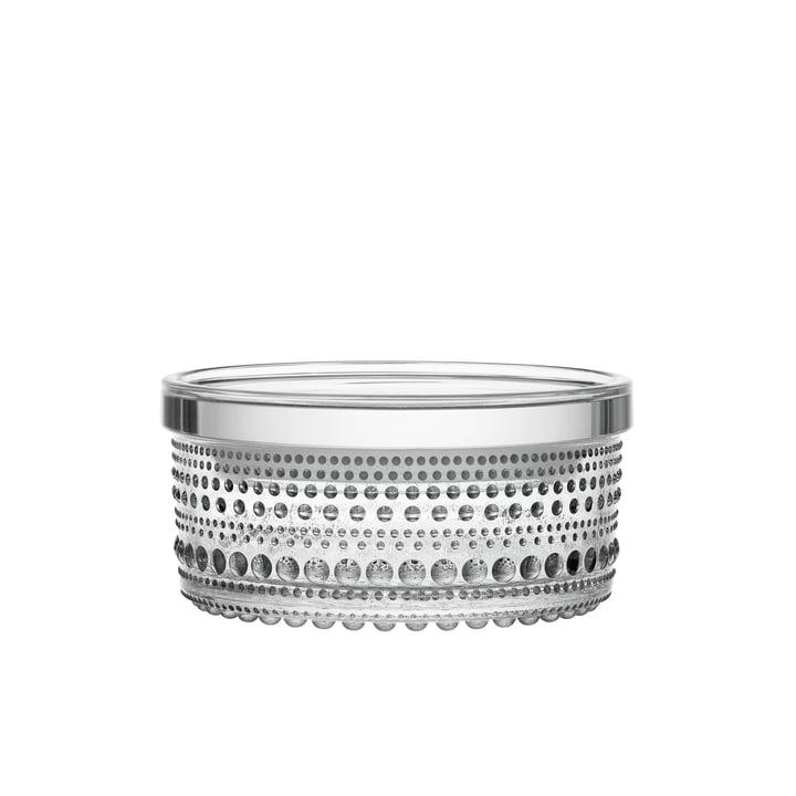 Kastehelmi 116 x 57 mm fra Iittala lavet af klart glas