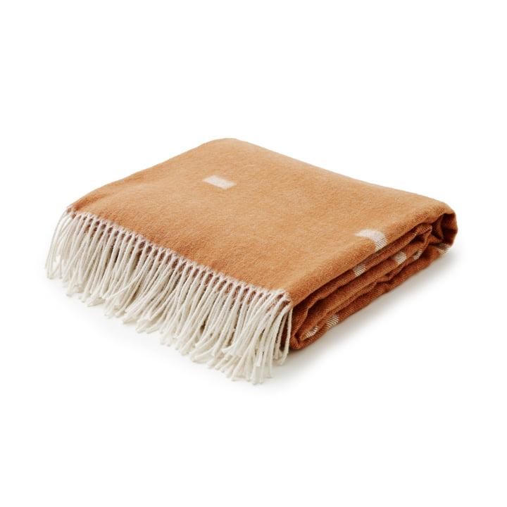 Skagerak – Iota tæppe i cognacbrun