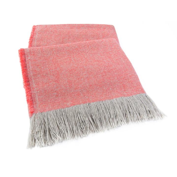 e15 – AC14 Estiva tæppe, koralfarvet
