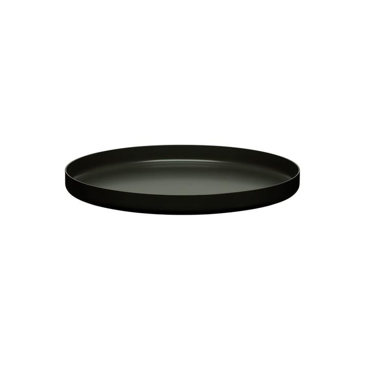 e15 – CM05 Habibi bakke, Ø 30 cm, sort
