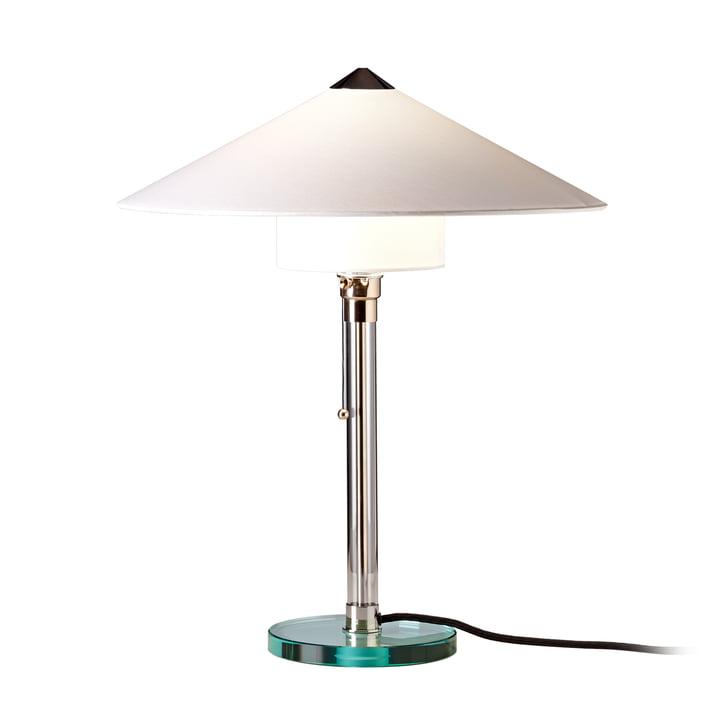Wagenfeld lampe WG27 fra Tecnolumen