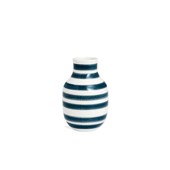 Omaggio vase H 125 af Kähler Design i granitgrå