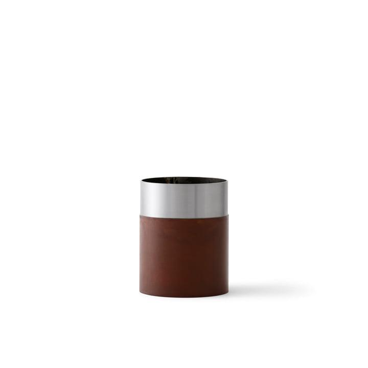 &Tradition – True Colour vasen LP4, brun/stål