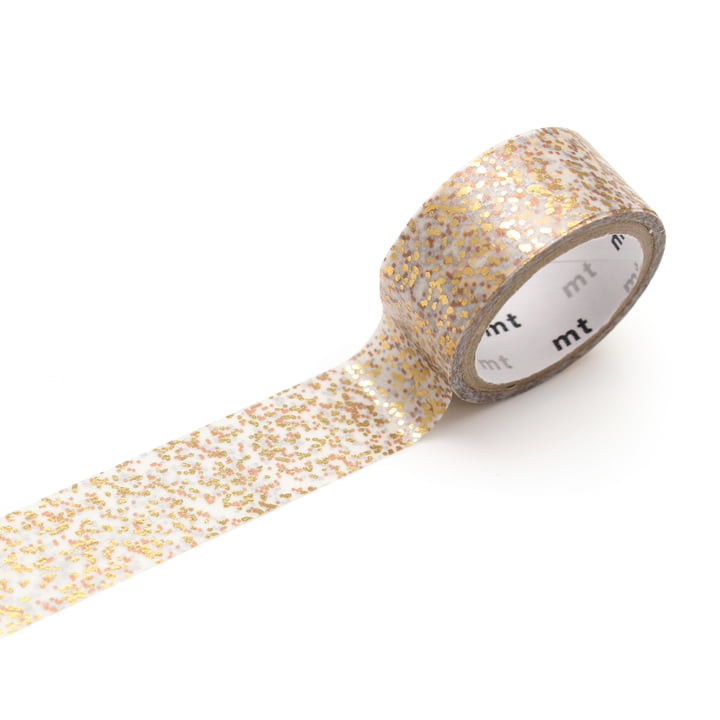 Masking Tape – mt fab Hot Stamping, partikler, 15 mm