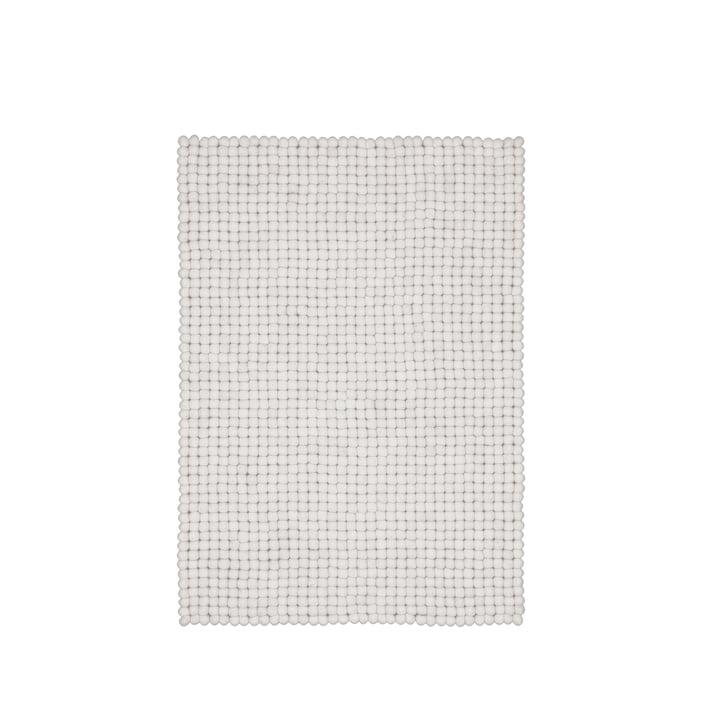 Linéa rektangulært tæppe 70 x 100 cm fra myfelt