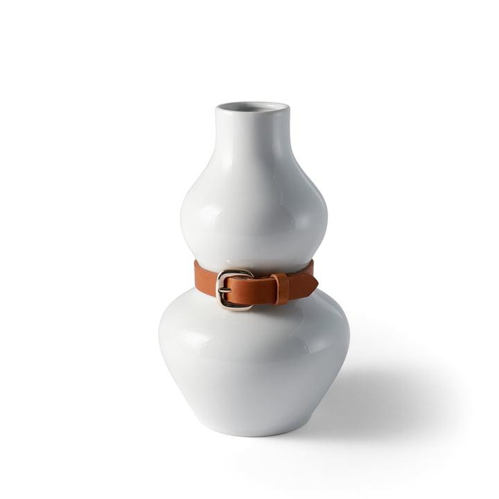 Design House Stockholm - Alba vase i hvidt
