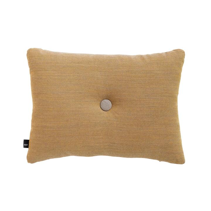 Hay – Dot Surface pude, 45 x 60 cm, i varm gul 470