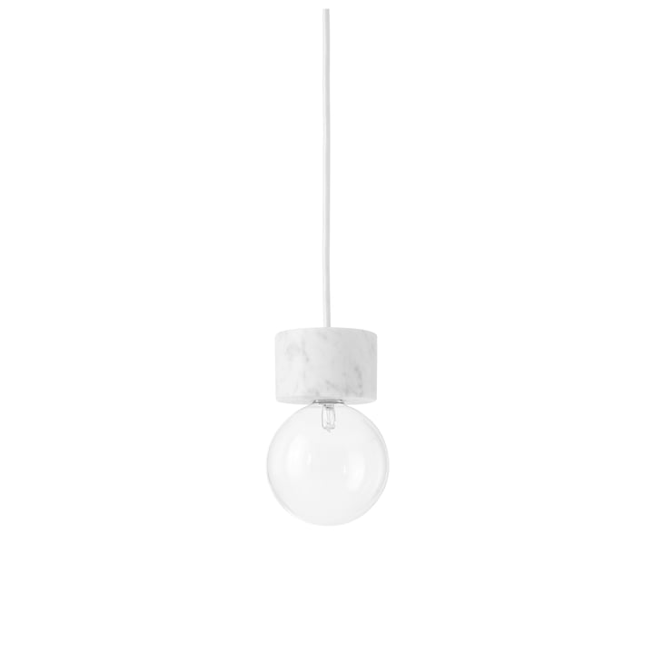 &Tradition – Marble Light SV4 pendel i hvid