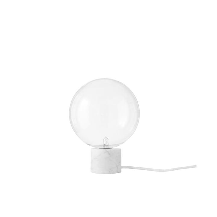 Marble Light SV6 bordlampe i hvid fra &Tradition