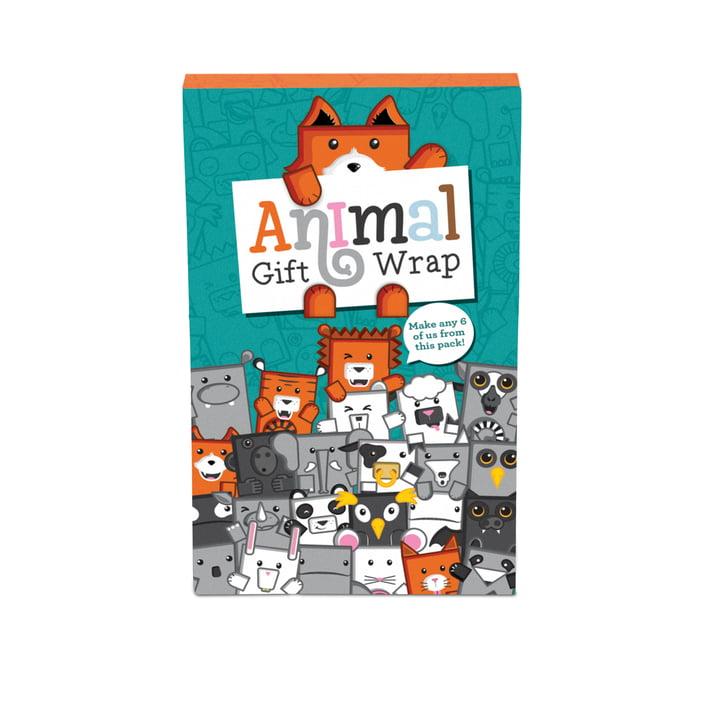 Animal gavepapir fra Luckies