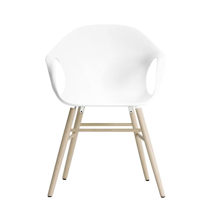 Kristalia – Elephant stol i hvid