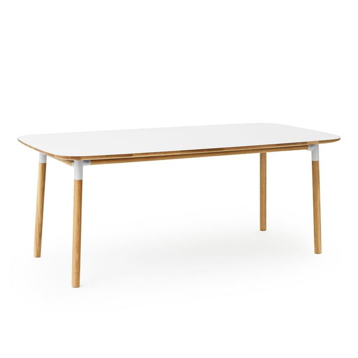 form spisebord fra normann copenhagen. Black Bedroom Furniture Sets. Home Design Ideas