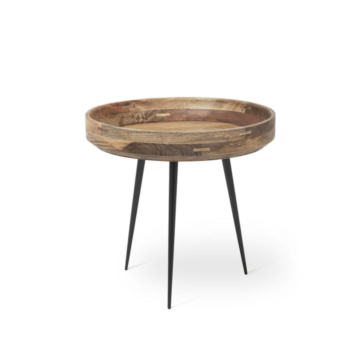 Bowl bakkebord i lille fra Mater af naturfarvet mangotræ