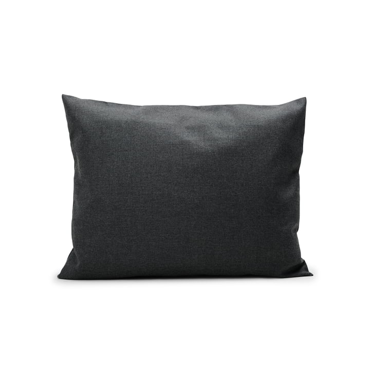 Skagak – Barriere® pude, 50 x 40 cm, Panama koksgrå
