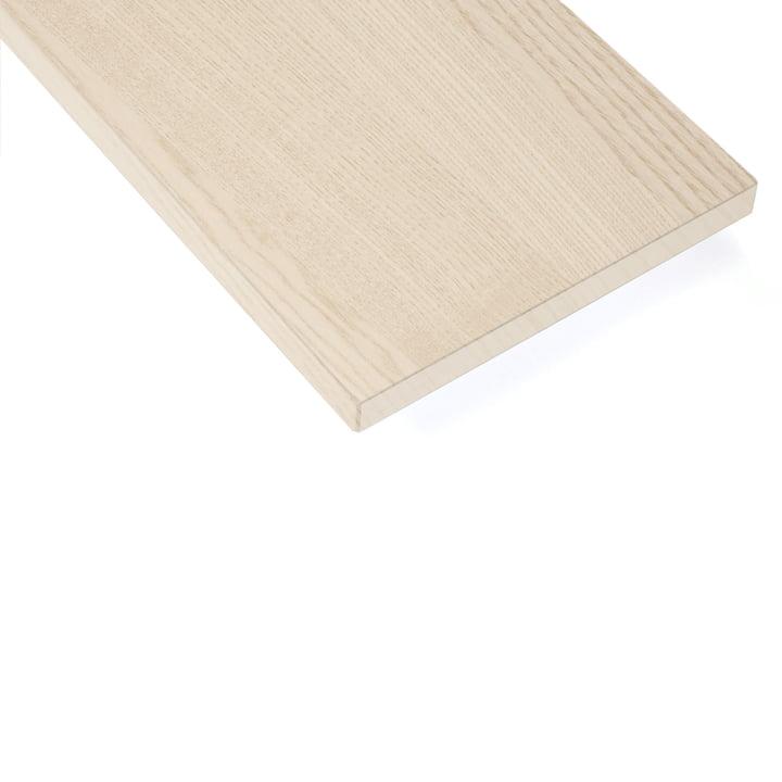 Hylder (pakke med 3) fra String i ask