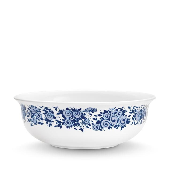 Bjørn Wiinblad – Rosamunde skål, Ø 15,7 cm, blå